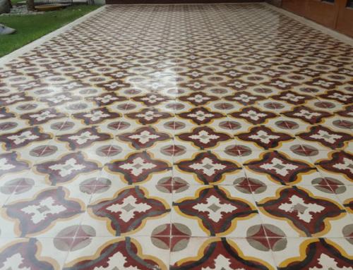 Pattern Tiles – Shamshi Residence
