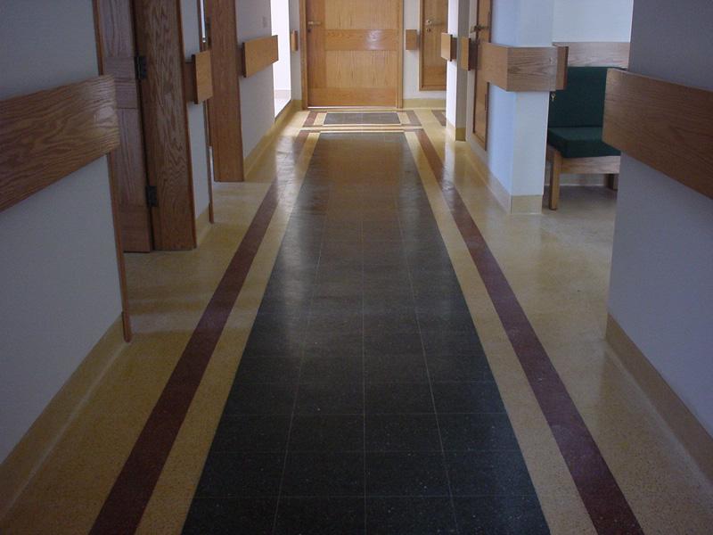 Agha Khan Corridor Mosaic